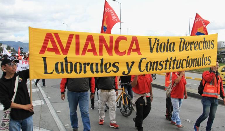 paro de Avianca: Tribunal de arbitramento es una de las opciones para levantar huelga en Avianca: expertos Laborales