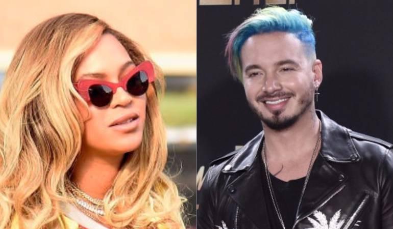 """Beyoncé, J. Balvin, Mi gente: J. Balvin logra que Beyoncé cante en español su éxito """"Mi gente"""""""