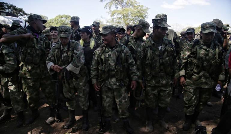 ¿Cómo va la reincorporación de exguerrilleros de las FARC?