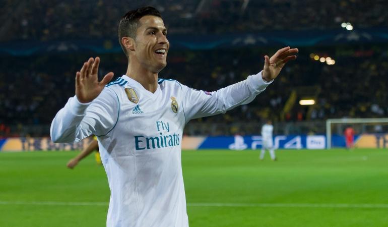 Cristiano es el mejor exponente del ADN madridista: Florentino Pérez
