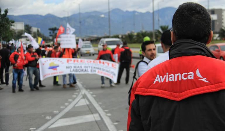Paro pilotos: Miércoles día clave para definir ilegalidad del paro de pilotos de ACDAC
