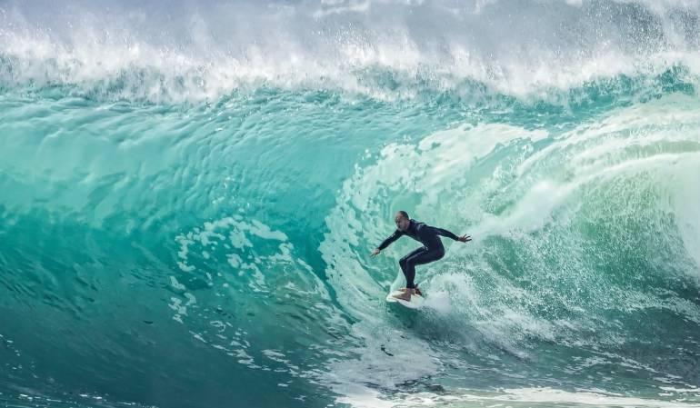 El surf, la nueva tendencia en tirismo: Los surfistas empiezan a marcar tendencias en la industria del turismo