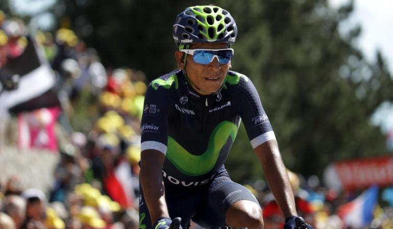 Nairo Quintana estará en la clásica de Milán, la más antigua del mundo