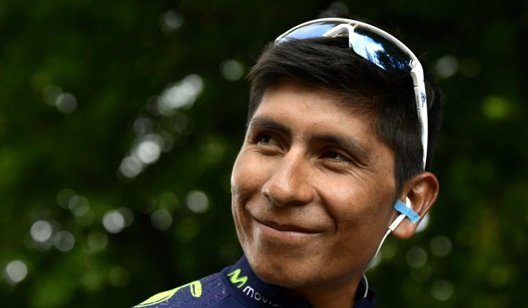 Nairo Quintana: Espero terminar el año bien y con alegría: Nairo Quintana
