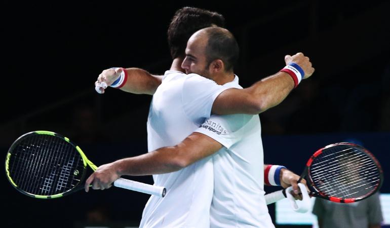 Cabal y Farah: Debut triunfal de Cabal y Farah en el ATP de Pekín