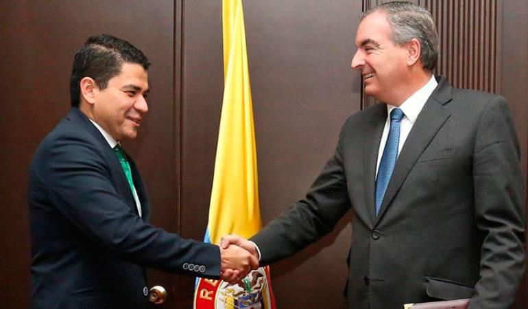 Como nuevo Ministro de Agricultura fue designado Juan Guillermo Zuluaga