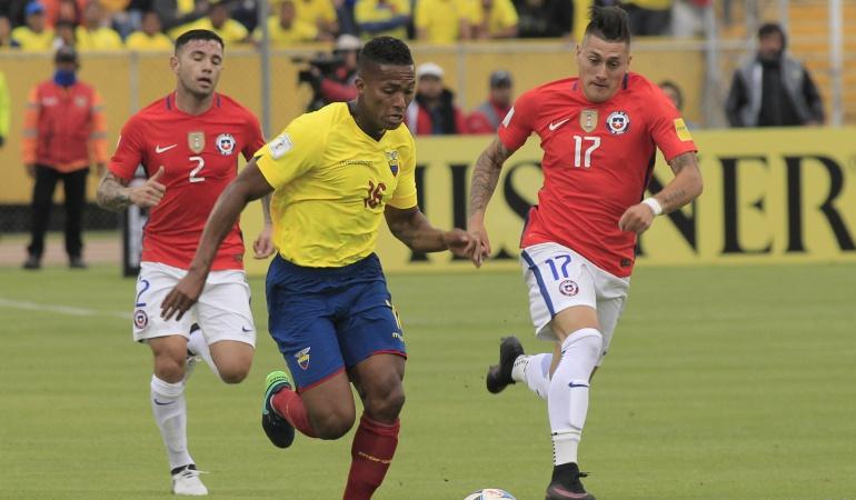 Chile Vs Ecuador: Chile y Ecuador se juegan la última carta para clasificar al Mundial