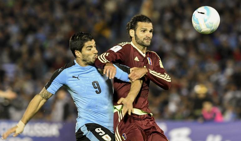 Uruguay y Venezuela: Uruguay va por el triunfo ante Venezuela para cerrar su clasificación