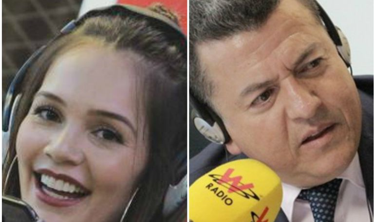 Lina Tejeiro tomará acciones legales contra Hugo Ospina