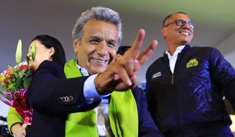 Nueva vicepresidenta encargada de Ecuador tras investigación en Caso Odebrecht de Glas: Moreno encarga la Vicepresidencia de Ecuador a María Alejandra Vicuña