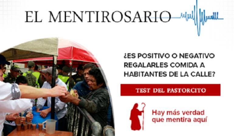 Mentirosario sobre asistencia humanitaria a indigentes en Bogotá: ¿Es positivo o negativo regalarles comida a habitantes de la calle?