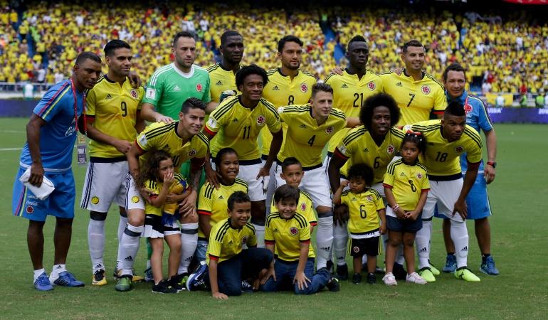 Previa Colombia Paraguay Eliminatoria Rusia 2018: Con una victoria hoy, Colombia asegurará el repechaje