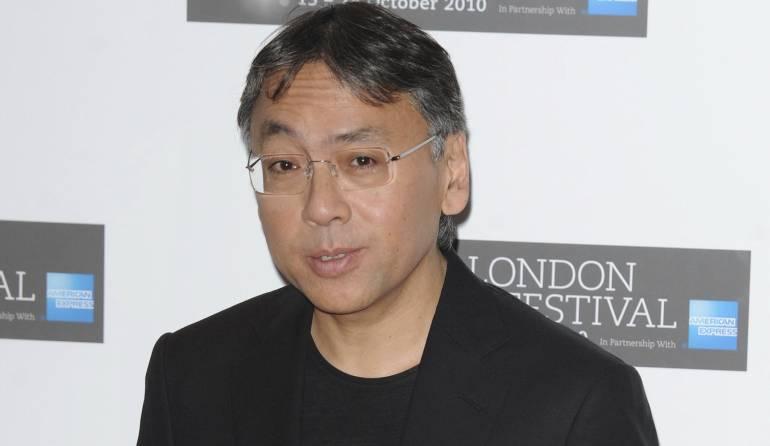 Escritor y guionista británico Kazui Ishiguro, premio Nobel 2017