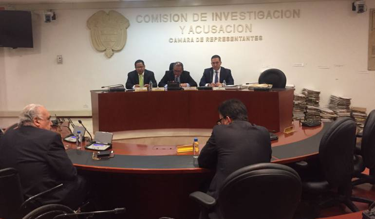 Odebrecht Comisión de Acusación Juan Sebastián Correa: Juan Sebastián Correa llegó a la Comisión de Acusación para declarar en caso Odebrecht