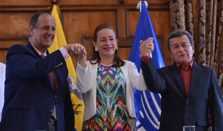 Colombia inicia tregua con guerrilla del ELN