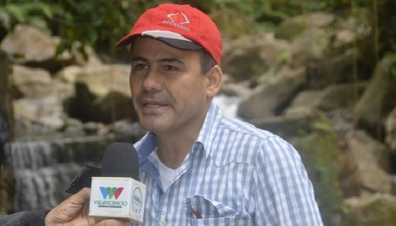 Jaime Jiménez Garavito, Gerente Acueducto Villavicencio