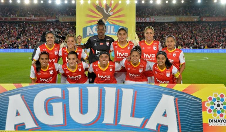 Santa Fe viaja a disputar la Copa Libertadores femenina