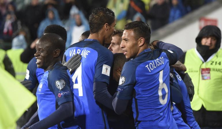 Portugal-Suiza Francia y Suecia: Portugal-Suiza, final en Lisboa; Francia y Suecia mantienen su pelea