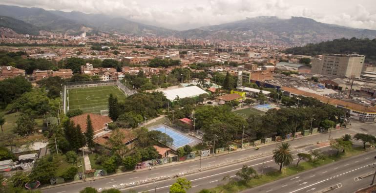 Visite este centro deportivo en Medellín y salga de la rutina