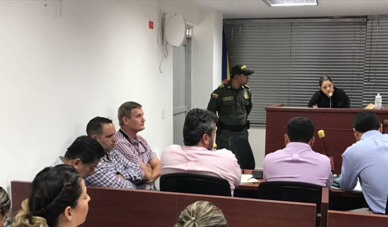 En libertad fiscal y exsecretario de Salud de Córdoba — COLOMBIA