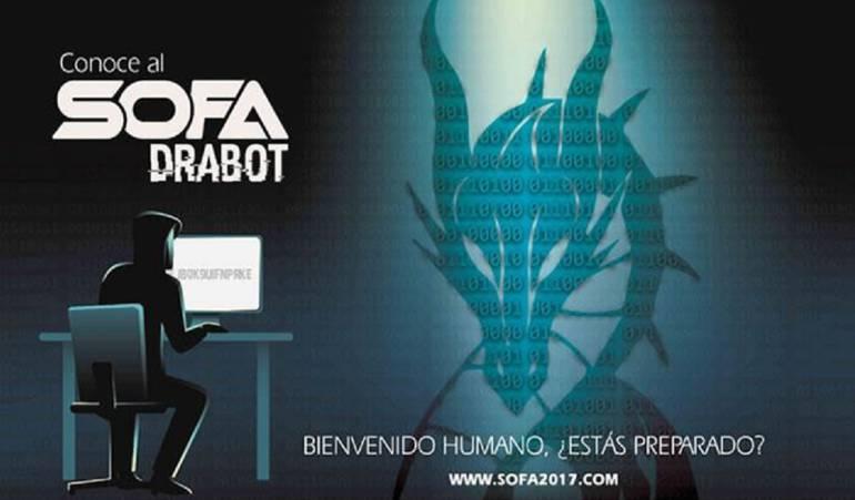 Sofa Drabot: Conozca a Drabot, el dragón virtual que estará presente en SOFA