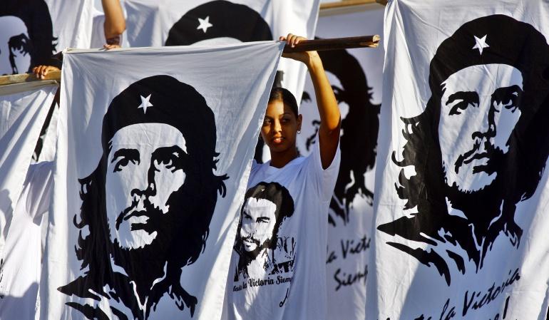 Che Guevara: A 50 años de su muerte, legado de Che Guevara nutre pasiones
