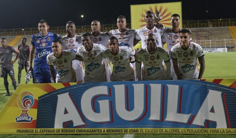 Tolima 2-1 Medellín Liga Águila: Tolima vence al Medellín y se mete al grupo de los ocho