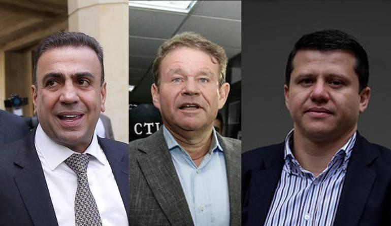 Critican que 3 implicados en corrupción política compartan patio en la cárcel: Ponen en duda la conveniencia de que Besaile, 'Ñoño' Elías y Bula estén en el mismo patio en La Picota