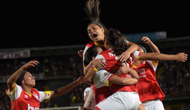 Santa Fe femenino: Santa Fe comienza su camino en la Copa Libertadores femenina