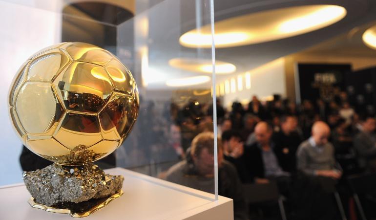 Dybala, Neymar y Suárez, los primeros nominados al Balón de Oro