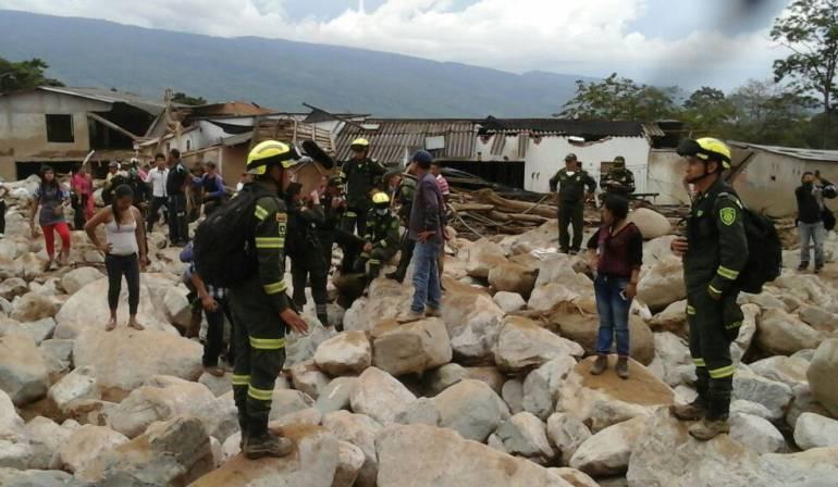 Vivienda para damnificados de Mocoa: Gobierno construirá 909 casas para los damnificados de avalancha en Mocoa