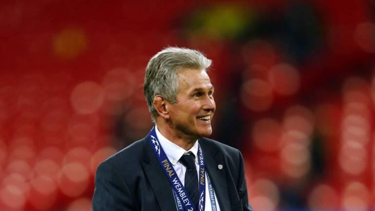 ¿Quién es Heynckes, el nuevo DT de James en el Bayern?