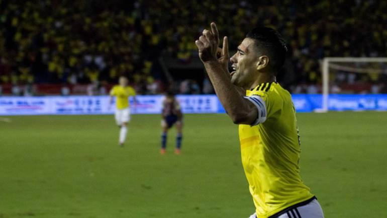Desde el 5-0, Colombia no pierde en la última fecha