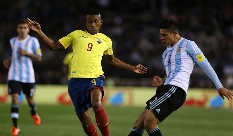 Argentina ecuador rusia 2018: Argentina se la juega a 2.850 metros de altura ante Ecuador eliminado