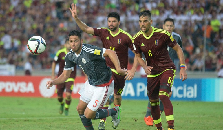 PARAGUAY VENEZUELA: Paraguay se la juega contra Venezuela y depende de otros resultados