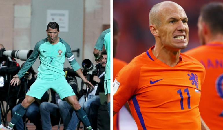 Eliminatorias europeas: Prográmese con los partidos de la Eliminatoria europea