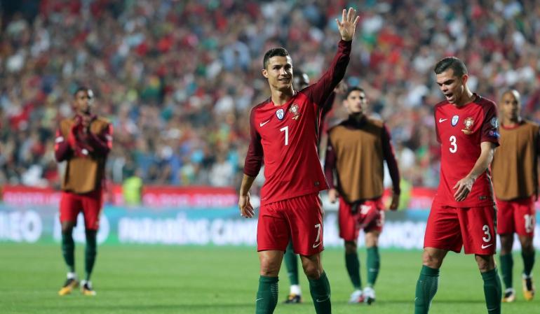 Portugal compra un billete directo a Rusia
