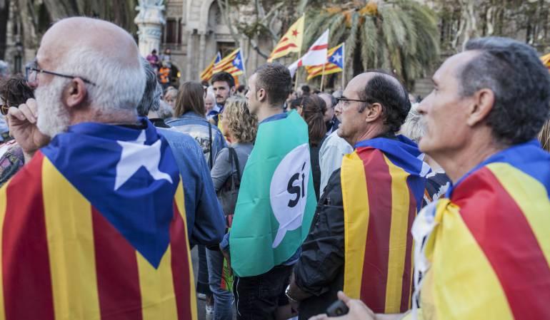 Cataluña- España: Gobierno español no acepta que se dé validez a 1-O
