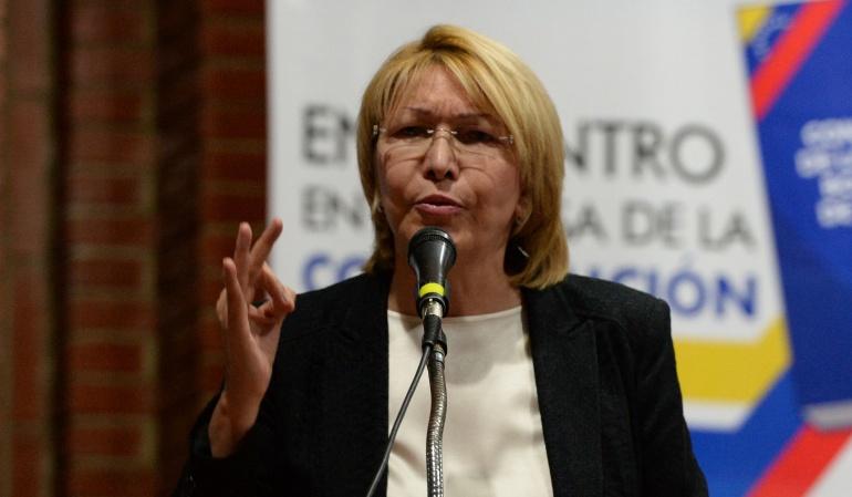 Elecciones en Venezuela: Exfiscal Ortega invita a los venezolanos a que voten en comicios del domingo
