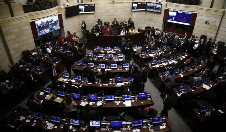 JEP congreso Senado y Cámara.: Avanzó en el Congreso ley estatutaria de la JEP