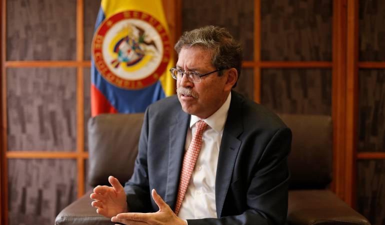 Luis Guillermo Guerrero.
