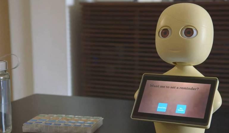 El robot Mabu