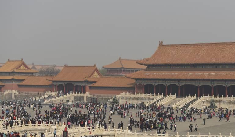Entradas para La Ciudad Prohibida de Pekín: La Ciudad Prohibida de Pekín solo venderá entradas por internet