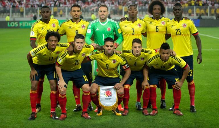 En vivo Perú Vs. Colombia Eliminatorias: ¡Gracias Mi Selección!: ¡Bienvenidos a Rusia 2018!