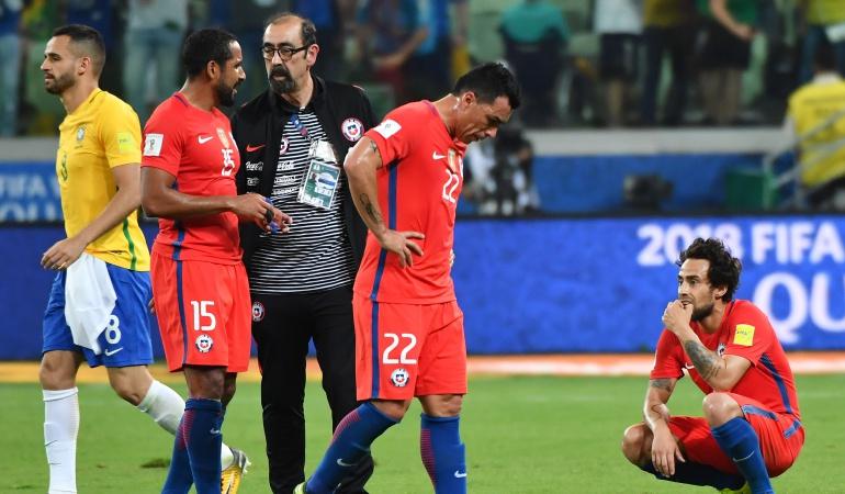 Chile se quedó fuera del Mundial por el reclamo que le hicieron al TAS