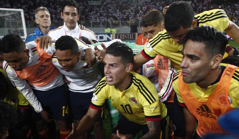 Posibles rivales de Colombia en el Mundial: Conozca los posibles rivales de Colombia en el Mundial de Rusia