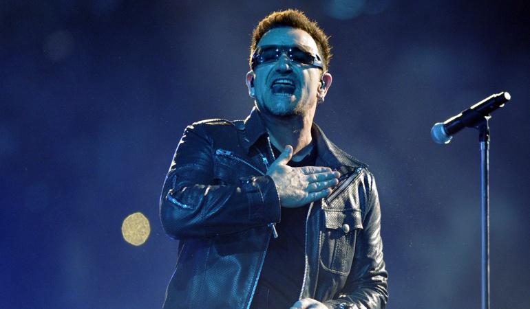 Lionel Messi. U2: Lionel Messi demuestra que Dios sí existe: Bono