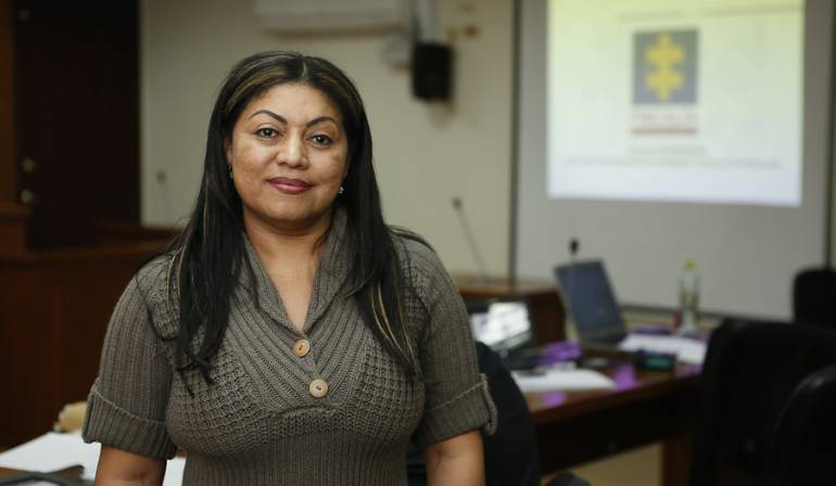 Conceden casa por cárcel a Oneida Pinto