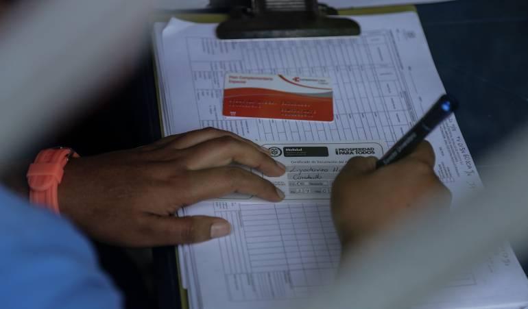 Venezolanos en Colombia podrán acceder al Servicio Público de Empleo