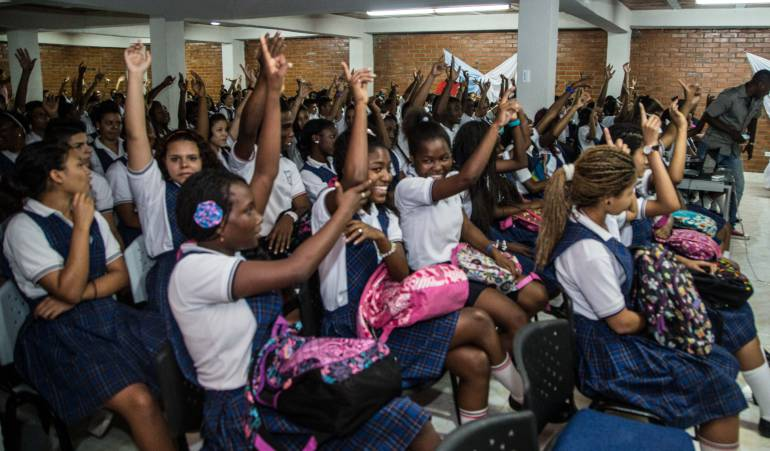 Día de la Niña Unicef higiene menstrual: Unicef conmemora el Día de la Niña con una investigación de higiene menstrual